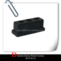 PVC pipe fittings Square plastic pipe plug,PVC pipe male plug(DN-02134)