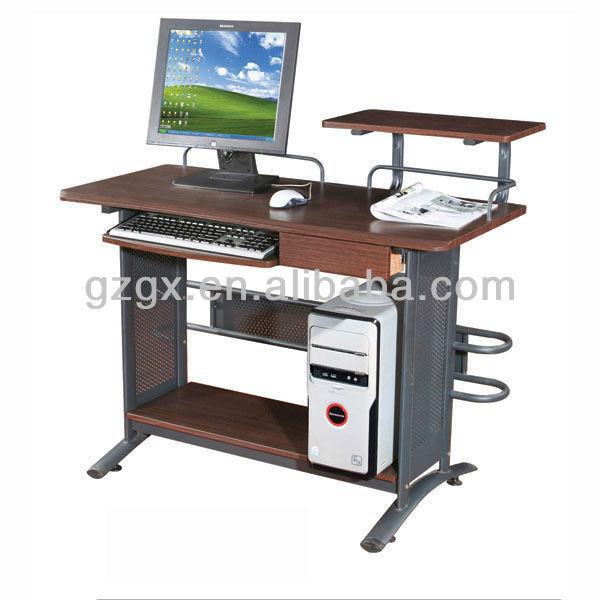 Gx 38 muebles de madera soporte del ordenador port til mesa de ordenador modelos - Mesa portatil ordenador ...