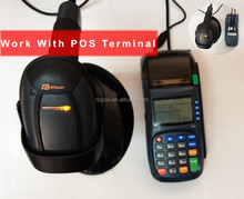 qr code scanner for pos, pos qr code scanner with RJ11 interface to connect with POS