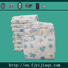 high quality disposable baby diapers with blue ADL Japan Sumitomo sap for Haiti market