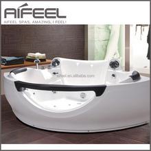 Modern bathroom tub freestanding acrylic massage portable bathtub whirlpool