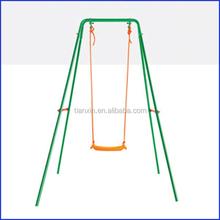 indoor tesco single swing with EN71 certificate for children