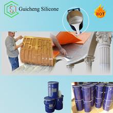 RTV-2 silicone rubber for Artificial stone mold making, Veneer stone mold corner