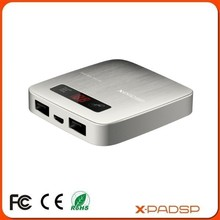 3500mAh Dual USB Lithium Polymer Portable Charger (X-3500)