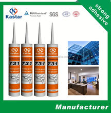 clear silicone adhesive sealant manufacturer
