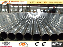 taiwan stainless steel pipe manufacturer/welded tube 666/stainless steel tube 2015