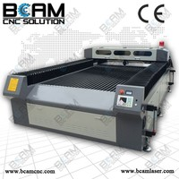 Great performance acrylic & sheet metal laser cutting with 150w laser power