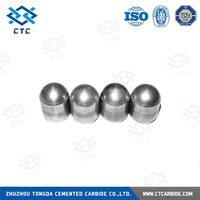 Big Sale tungsten carbide buttons tips in shining