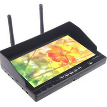 RX-LCD5802 7 Inch FPV LCD Monitor with 5.8GHz Wireless Receiver