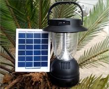 Lantern lamp Portable Dynam solar 18 Leds Solar lantern lamp and 1 Watt spotlight with 2 Watt solar panel,solar led lamp