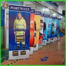 Retractable pull up banner Roll Up Banner Stand