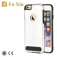 High-Quality Colorful mobile phone case for iphone 6 plus armor case, Motomo for iPhone 6 case