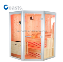 Special design customized spa sauna bath steam room for sale