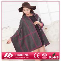 Own design fashion oversized blank artificial cotton scarf rayon women wraps