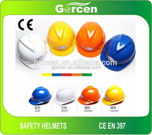 """V"" Shape Hard Safety Hat / Safety Helmet with EN 397, Hard Hat"
