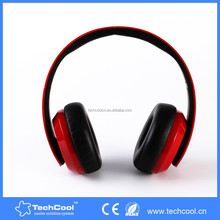 Bluetooth Over-ear Headphones Wireless + Wired Stereo Headphones Bluetooth CSR v4.0+EDR (Enhanced Data Rate) with built-in mic