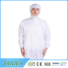 esd cloth,esd clothing,esd clothes/esd workwear clothes/antistatic cleanroom clothing