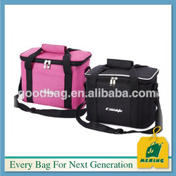 wholesale fitness insulated long handle cooler fabric lunch bag