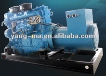 75KW weichai engine power water cooled marine DIESEL generator
