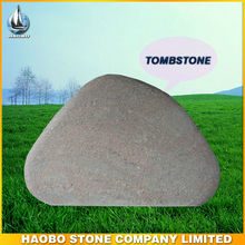 Top Quality Cheap granite headstone heart shaped tombstone