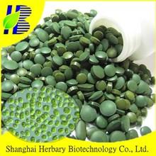 Factory Price Chlorella pyrenoidosa tablets 200mg