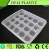 Promotion factory price disposable plastic divided food tray