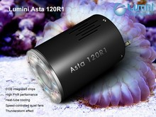 Chinese wifi intelligent Asta 120R1 thunder storm sunrise and sunset led aquarium light