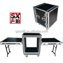 carrying case flight case for power amplifier