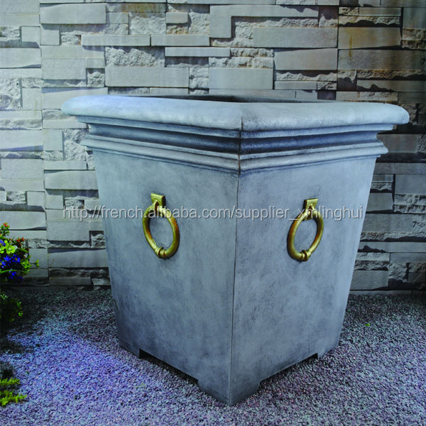 fibre de verre pot de fleur geant pots fleurs jardini res id de produit 500002936823 french. Black Bedroom Furniture Sets. Home Design Ideas