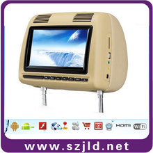 JLD007 Rear Seat Monitor For Coach Vod & Entertainment, High Quality Rear Seat Monitor