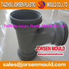 Processing commodity plastic turnover box mold pipe mould design fitting mould