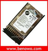 450GB 6G SAS 15K LFF (3.5-inch) Dual Port Hard Drive 516816-B21 Server Hard Drive for HP Server