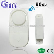 Door window home security magnetic wireless sensor alarm