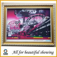 Alta calidad y BET PRCE 375 g pintura al óleo tela rollo grande, barato impermeable 100% algodón