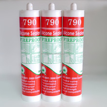 Fire rated silicone sealant,fireproof sealant