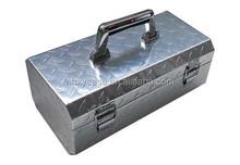 aluminum storage case/storage aluminum diamond plate /suitcase tool box