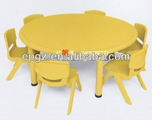 2014 mobiliario guarderias mobiliario escuela infantil mesa niño de plastico