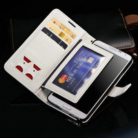 Around 4.7inch cell phone housing cell phone case maker for samsung galaxy note 3 attached SIM card slot and strap