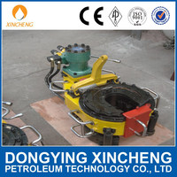 Hydraulic power tongs, tubing power tong and spare parts