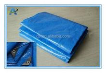 Heat Resistant Fire Retardant Raw Material Polyethylene Canvas Tarpaulin