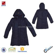 unique design long coat women