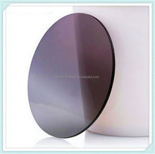 High Quality optical lens 1.67 hi-index hmc emi uv400