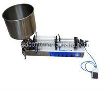 YD-500 Semi auto Pneumatic Piston Type Filling Machine