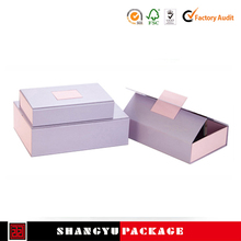 glossy n ice shape jewelry box