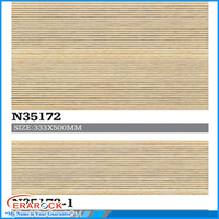 Heat Resistance Nice Ceramic Wall Cladding Tile 333x500mm Size For Outdoor