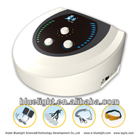 Health care products distributor Bluelight BL-FB acupuncture and diabetes treatment device in stock.
