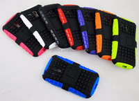 anti-shock hybrid case for samsung galaxy s3 mini i8190 compatible shockproof case