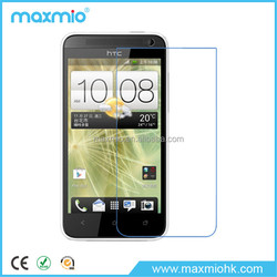 Clear high definition transparent screen protector for HTC Desire 501