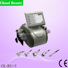 SO EASY!!!fat removal cellulite machine/Ultrasonic and rf cavitation slimming machine
