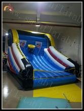 Inflatable Basketball Hoop, Inflatable Single Shot Basketball Hoops, inflatable basketball hoop shooting sport game